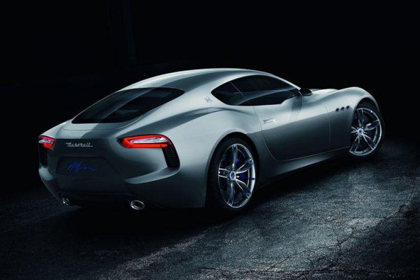 Une Maserati électrique pour 2020