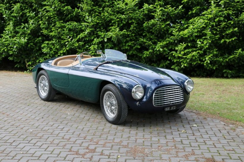 Ferrari 166 MM Touring Barchetta (1948)