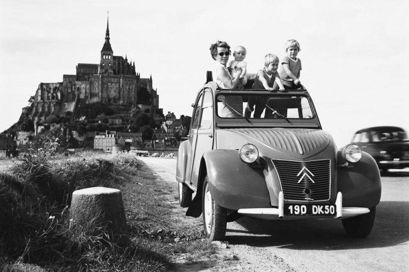 Numéro 10 : Citroën 2 CV – 3,9 millions