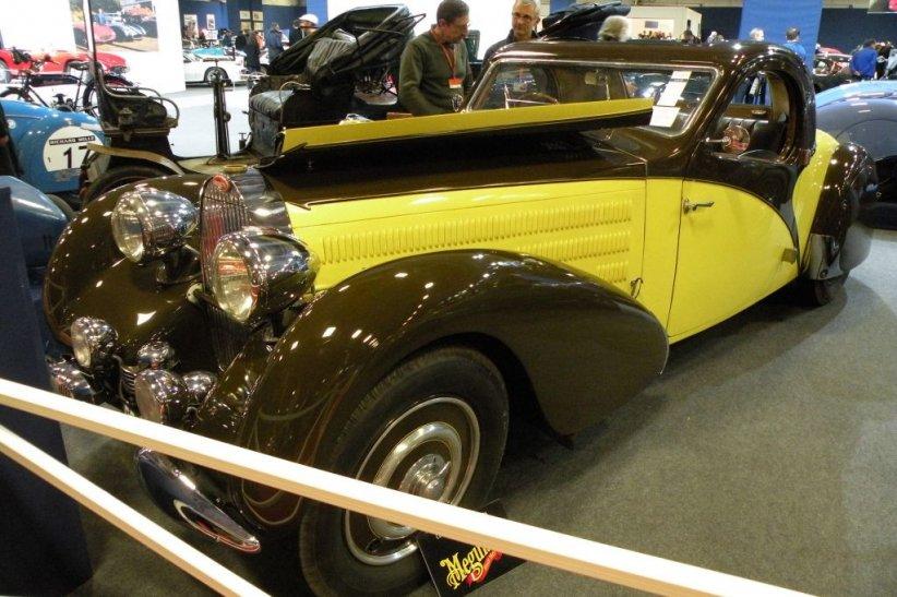 Bugatti 57 Atalante 1935