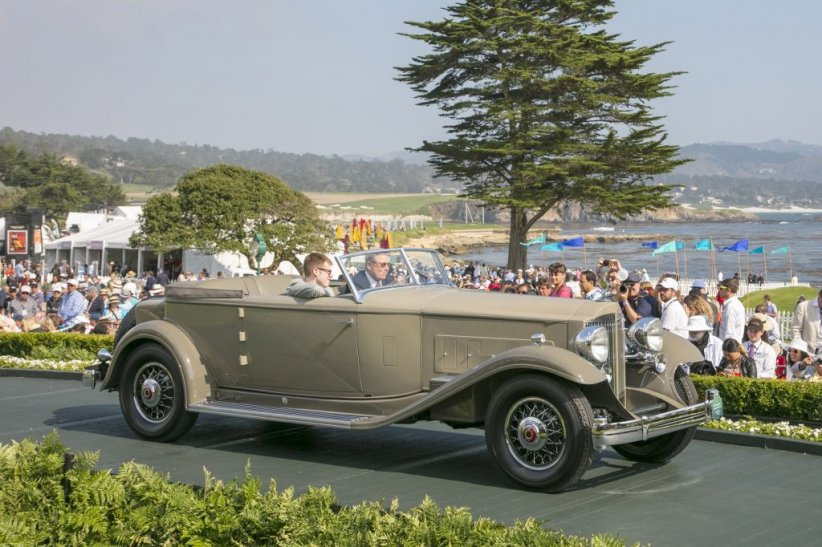 Packard 906 Twin Six Dietrich Cabriolet 1932