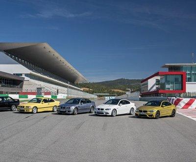 30 ans de BMW M3
