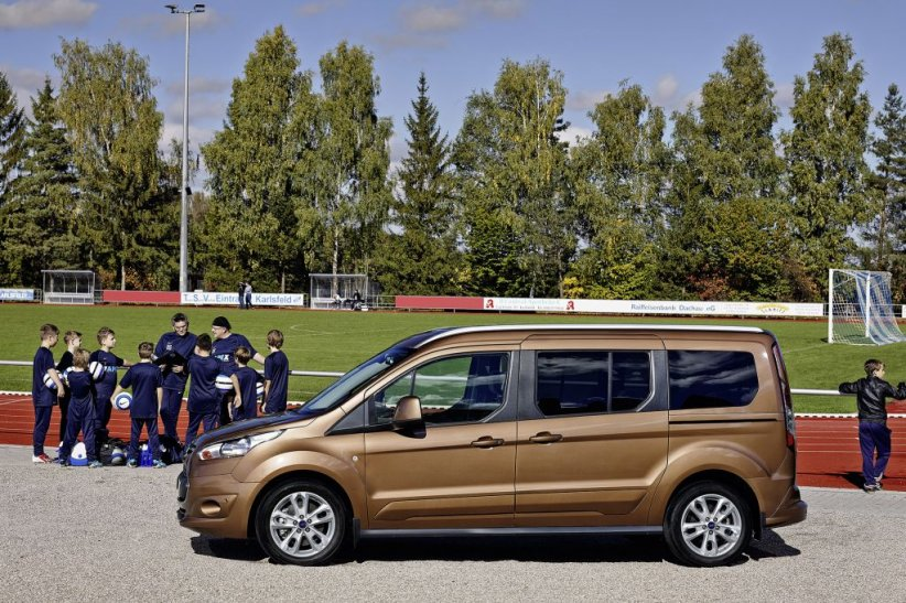 Ford Grand Tourneo Connect : dès 22 150 euros