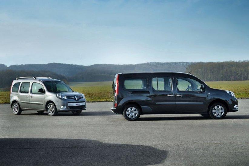 Renault Grand Kangoo : dès 24 400 euros