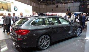 BMW Série 5 Touring (G31)