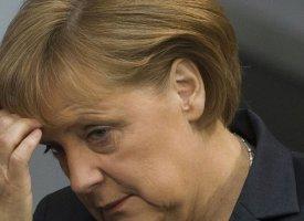 Le courant a du mal à passer entre Trump et Merkel !