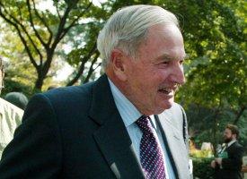 Mort de David Rockefeller, milliardaire et philanthrope
