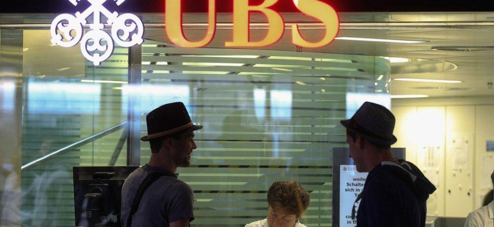 La banque UBS renvoyée en correctionnelle