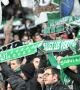 Vague de froid : la folle expérience des supporters de Saint-Étienne