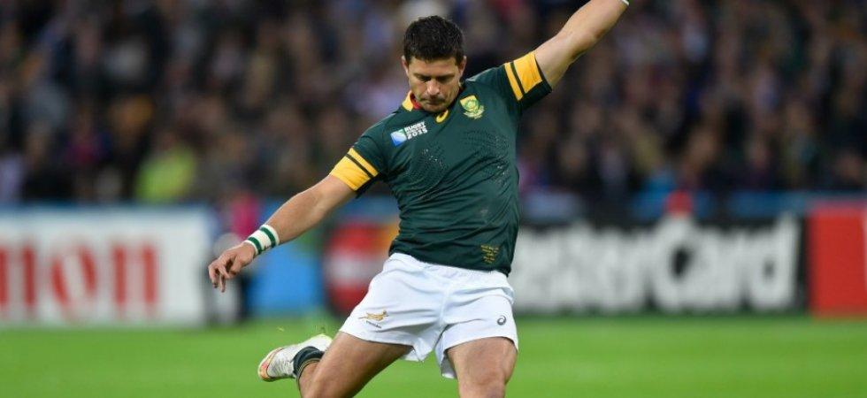 Afrique du Sud : Morné Steyn rappelé