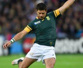 Rugby Championship (J5) : Les compos d'Afrique du Sud - Australie