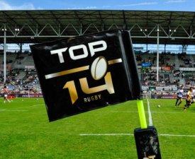 Top 14 (J13) : Les compositions des matchs de dimanche