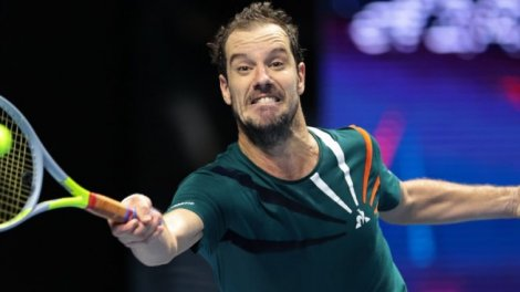<b>ATP</b> : Gasquet a encore &quot; le plaisir de taper dans la balle &quot;