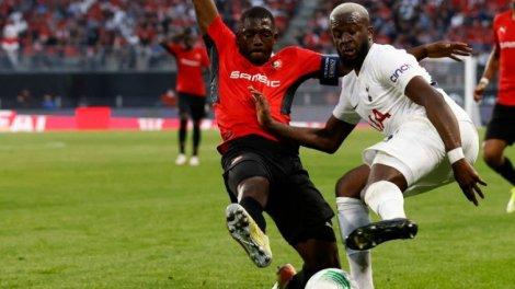<b>Ligue</b> Europa Conférence (J1) : Rennes a tenu tête à Tottenham - Orange Sports
