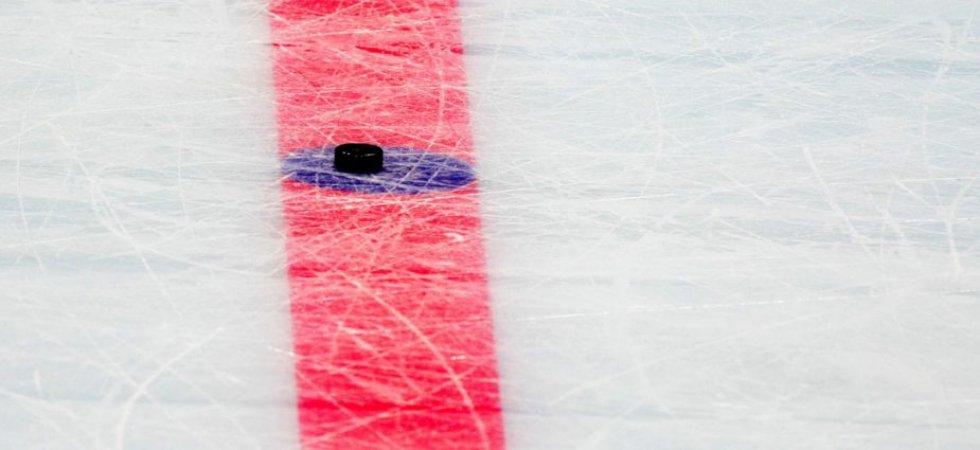 Hockey - NHL - Saison régulière : Les Panthers font tomber San José, Colombus s'impose à Toronto