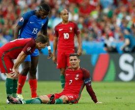 Ronaldo a-t-il faussé la finale de l'Euro ?