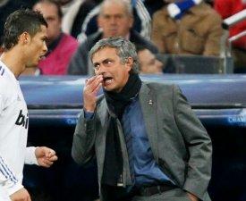 Mourinho moque un Ronaldo trop émotif