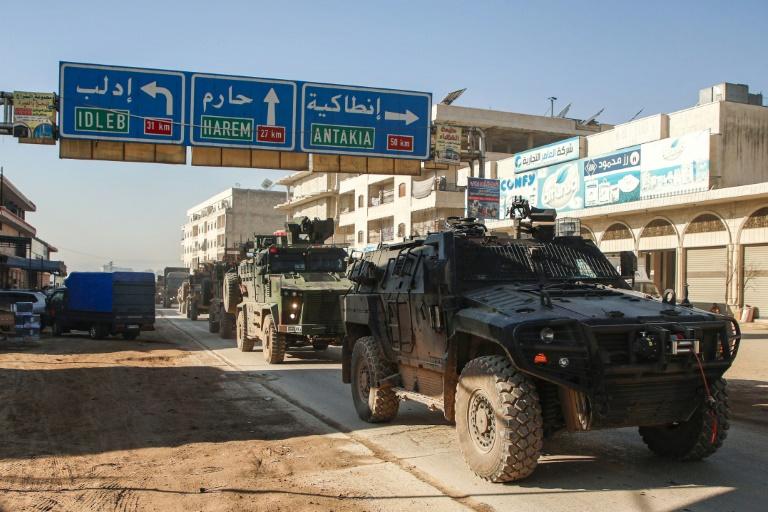 Affrontement meurtrier entre soldats turcs et syriens — Syrie