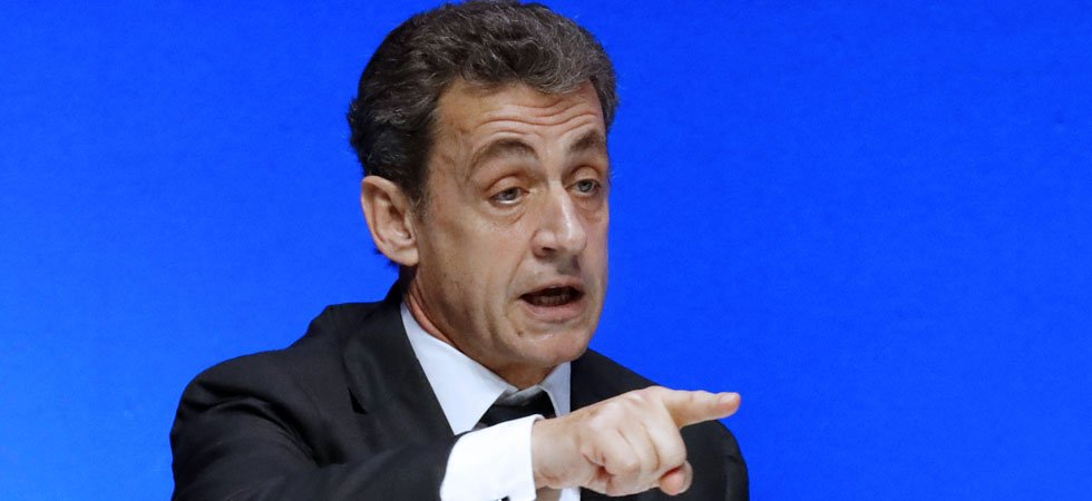 Nicolas Sarkozy s'en prend au