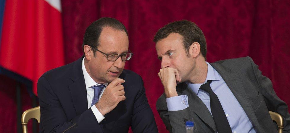 Quelle place pour Hollande en cas d'élection de Macron?