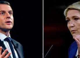 Présidentielle : Emmanuel Macron fait jeu égal avec Marine Le Pen