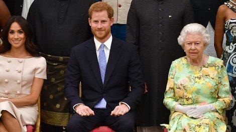 Interview du prince Harry et de Meghan : la reine Elizabeth,