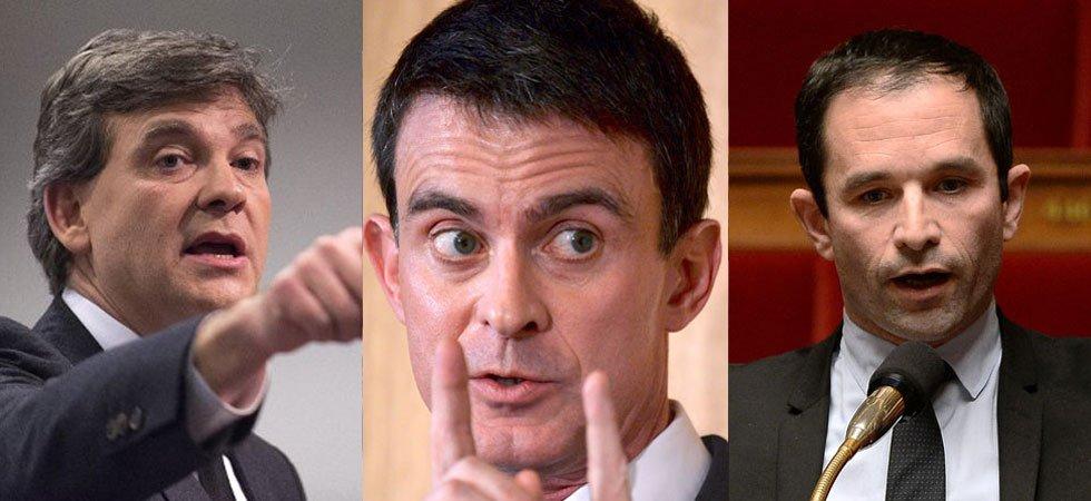 Primaire de la gauche : la dynamique Hamon se confirme, Valls en danger au 2e tour (sondage BVA pour Orange)