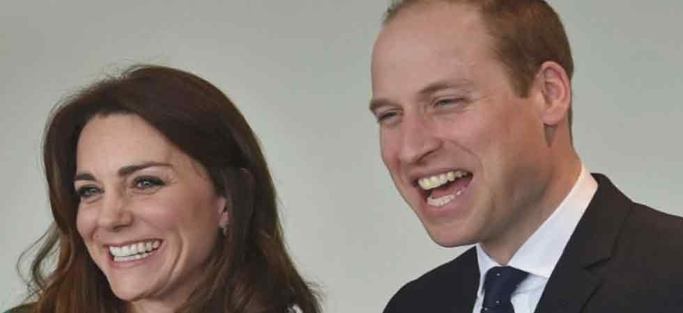 Le prince William assiste au mariage de son ex