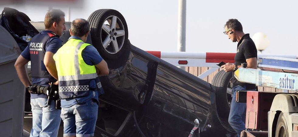 Attentats en Espagne : la voiture-bélier de Cambrils avait été repérée à Paris avec plusieurs personnes à bord