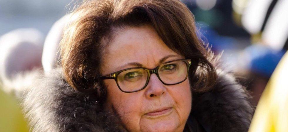 Christine Boutin appelle la droite à voter Le Pen