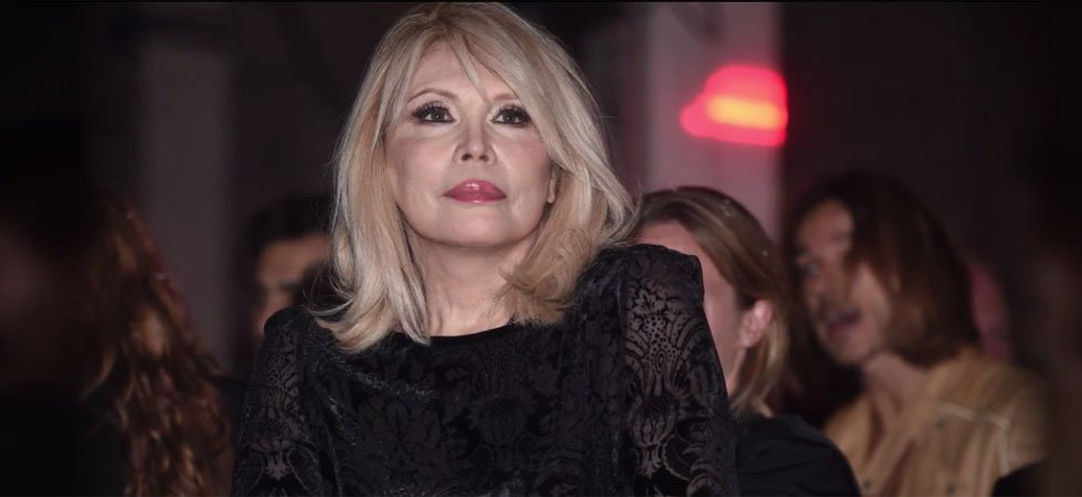 Amanda Lear victime d'un burn-out