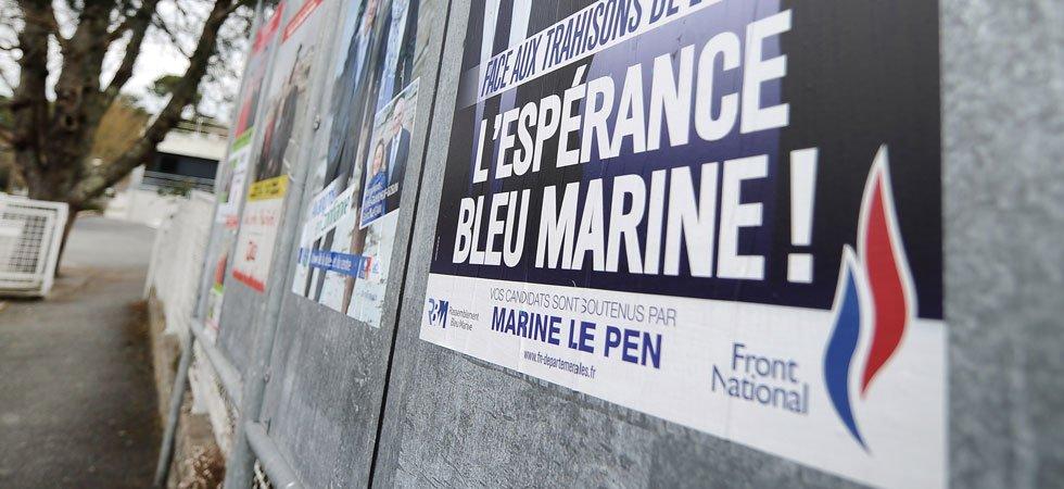 Vannes : un élu FN braqué avec une arme à feu alors qu'il collait des affiches