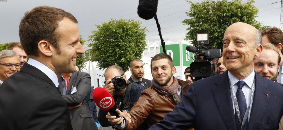 """Résultat de recherche d'images pour """"Juppé ,Macron"""""""