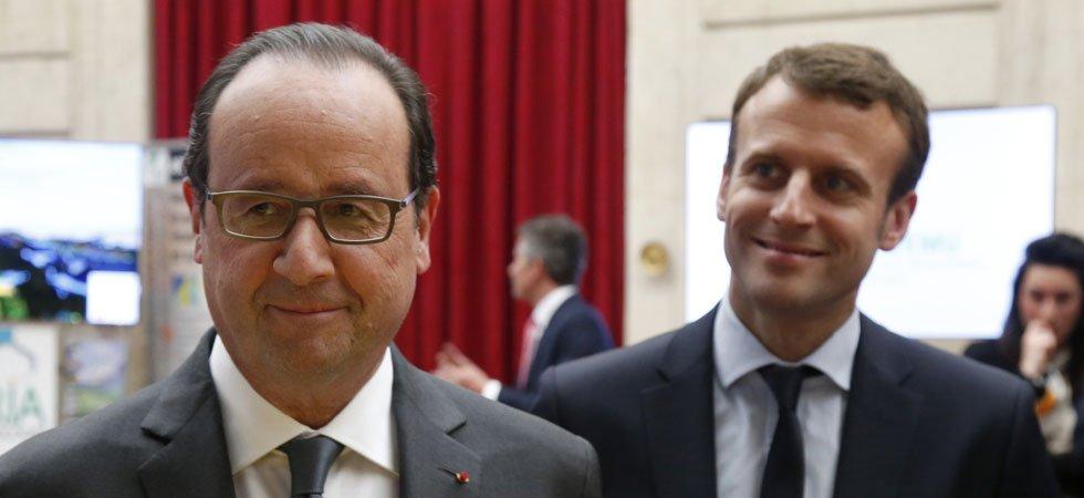Présidentielle 2017 : Hollande va-t-il soutenir Macron ?