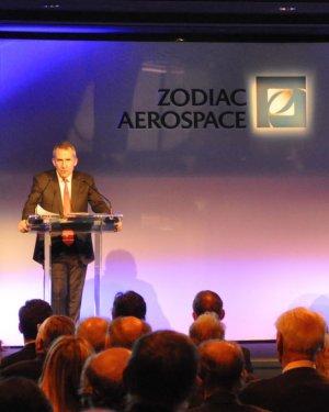Zodiac Aerospace: retour d'assemblée générale