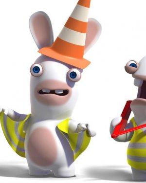 Ubisoft : 'Lapins Crétins Crazy Rush' est disponible