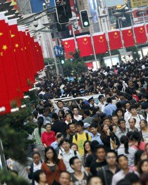 Un 4ème trimestre en croissance de 6,8% pour l'économie chinoise
