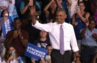 Barack Obama accuse Donald Trump de saper la démocratie américaine