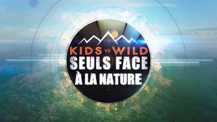 Kids Vs Wild, seuls face à la nature
