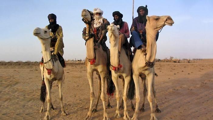 Le tiercé du désert