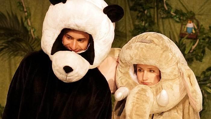 Pim-Poum, le petit panda