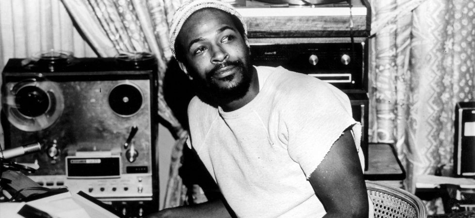 """What's Going On"", le premier docu sur Marvin Gaye approuvé par sa famille"