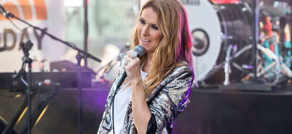 Céline Dion dévoile le making-of de son nouvel album