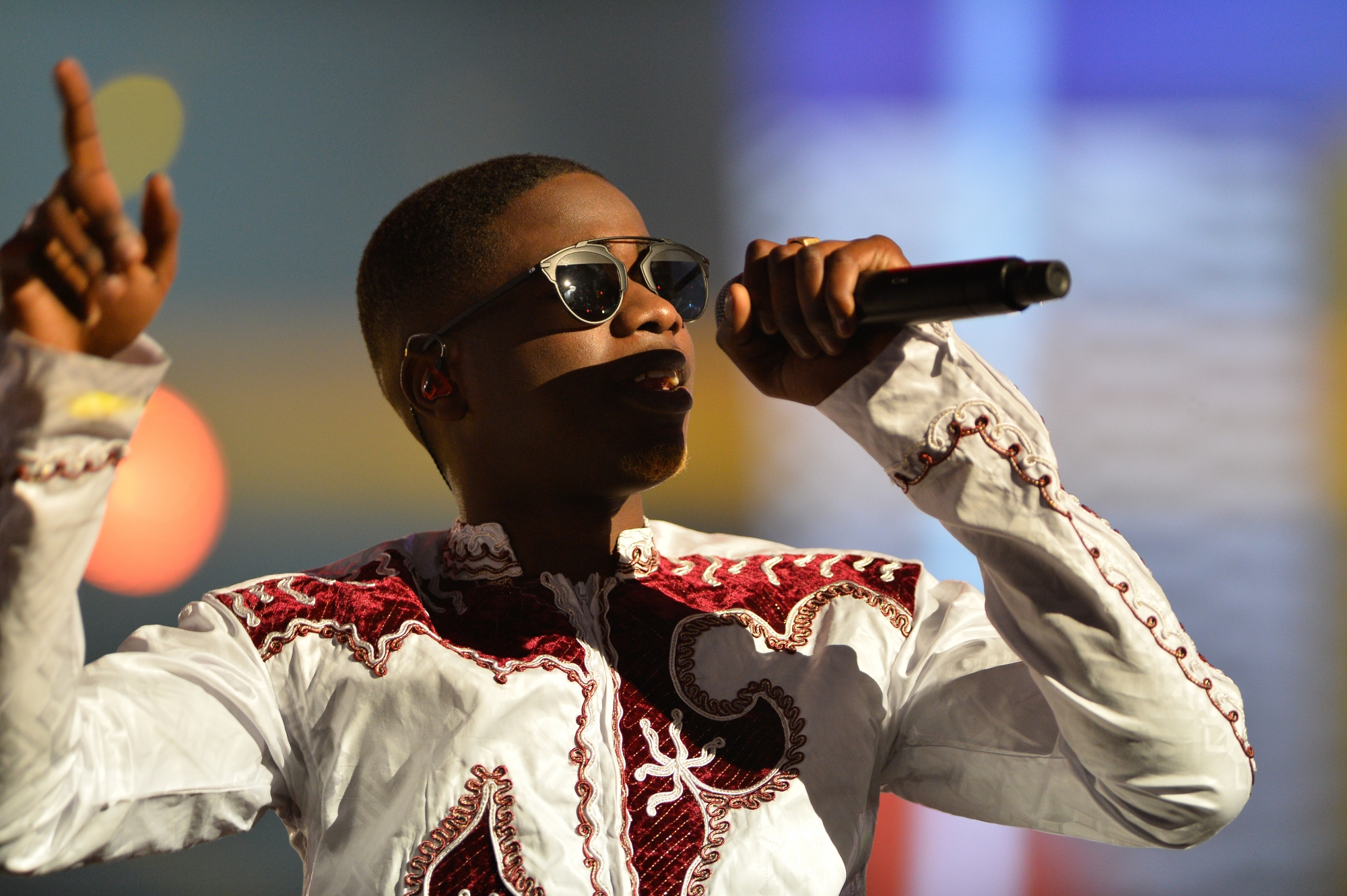 Le rappeur franco-guinéen MHD veut arrêter la musique