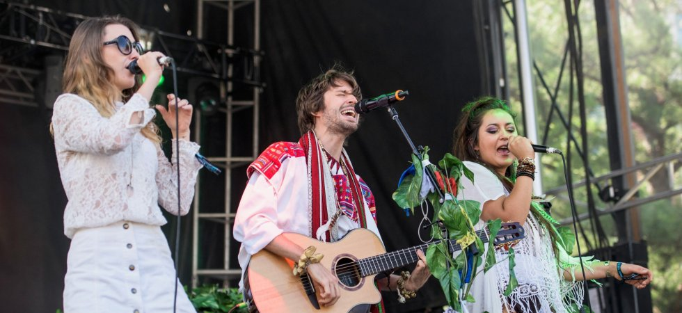 "Crystal Fighters annonce la sortie de son nouvel album ""Everything is My Family"""