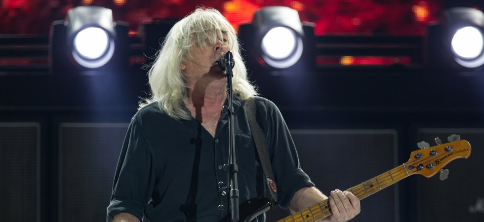 AC/DC : le bassiste Cliff Williams quitte le groupe