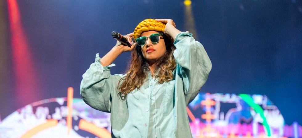 Snobée par les MTV Video Music Awards, M.I.A. accuse la chaîne de racisme