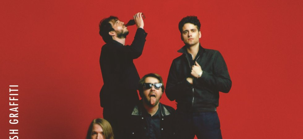 "The Vaccines revient avec ""English Graffiti"""