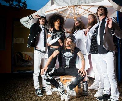 Shaka Ponk annonce son retour avec une tournée