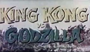 King Kong contre Godzilla - Bande annonce 2 - VO - (1962)